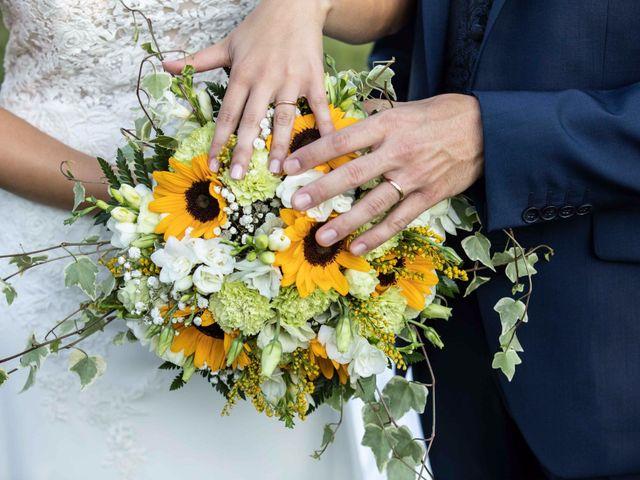 Il matrimonio di Lorenzo e Michela a Sulbiate, Monza e Brianza 110
