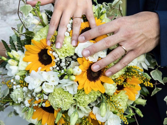 Il matrimonio di Lorenzo e Michela a Sulbiate, Monza e Brianza 111