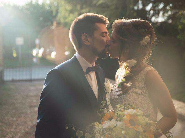 Il matrimonio di Lorenzo e Michela a Sulbiate, Monza e Brianza 117