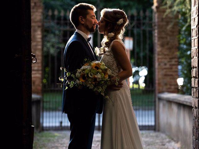 Il matrimonio di Lorenzo e Michela a Sulbiate, Monza e Brianza 119