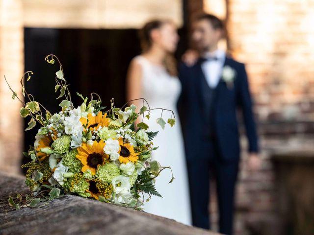 Il matrimonio di Lorenzo e Michela a Sulbiate, Monza e Brianza 121