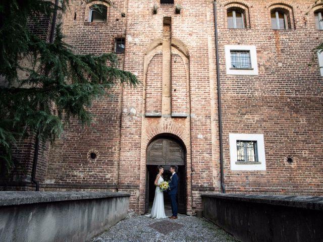 Il matrimonio di Lorenzo e Michela a Sulbiate, Monza e Brianza 122