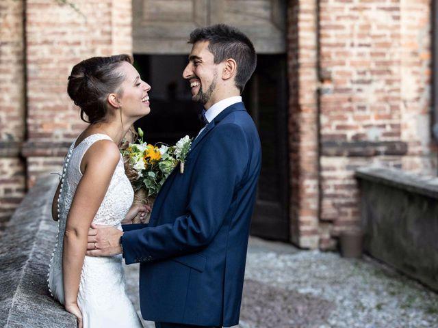 Il matrimonio di Lorenzo e Michela a Sulbiate, Monza e Brianza 123