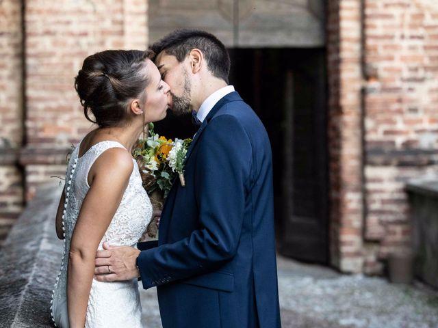 Il matrimonio di Lorenzo e Michela a Sulbiate, Monza e Brianza 124