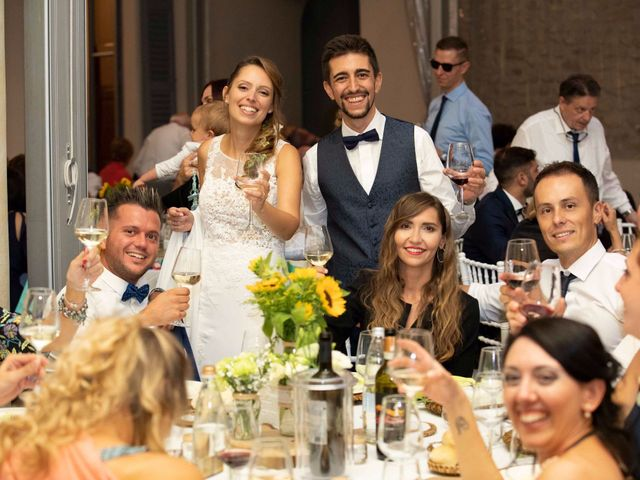 Il matrimonio di Lorenzo e Michela a Sulbiate, Monza e Brianza 127