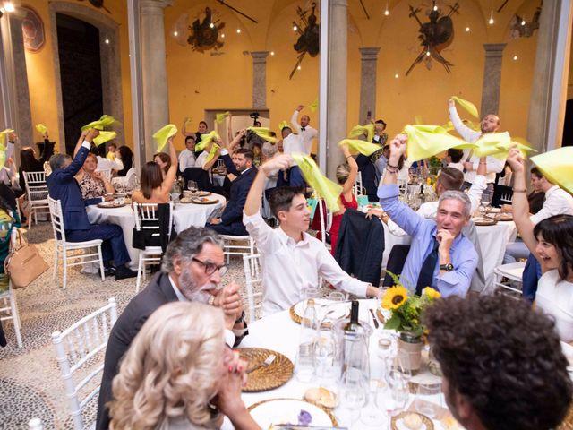 Il matrimonio di Lorenzo e Michela a Sulbiate, Monza e Brianza 131