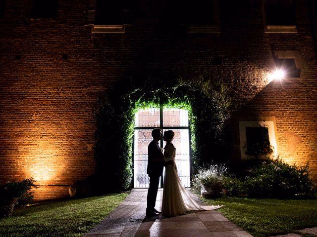 Il matrimonio di Lorenzo e Michela a Sulbiate, Monza e Brianza 135
