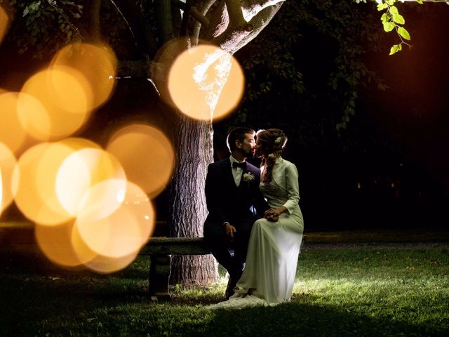 Il matrimonio di Lorenzo e Michela a Sulbiate, Monza e Brianza 139