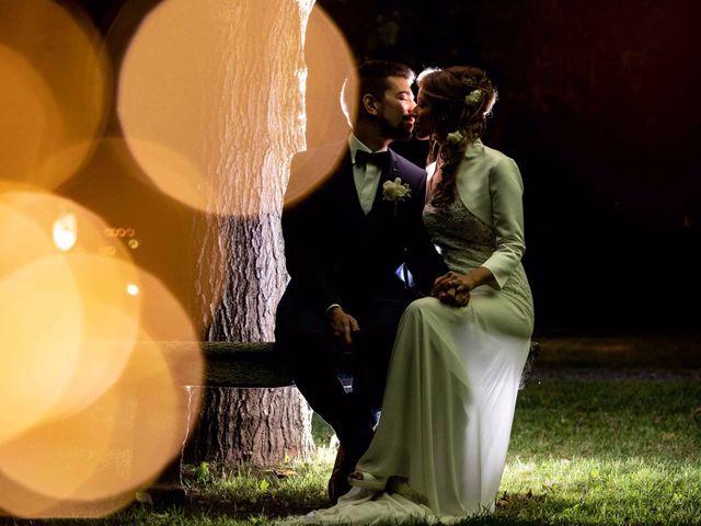Il matrimonio di Lorenzo e Michela a Sulbiate, Monza e Brianza 140