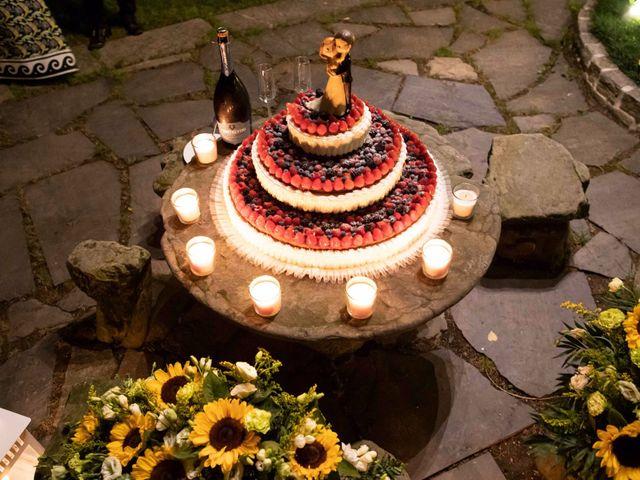 Il matrimonio di Lorenzo e Michela a Sulbiate, Monza e Brianza 141