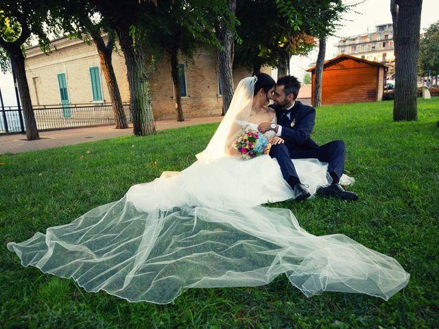 Il matrimonio di Stefano e Sara a Cepagatti, Pescara 15