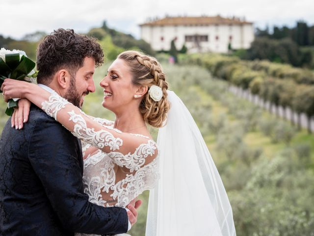 Le nozze di Silvia e Manuele