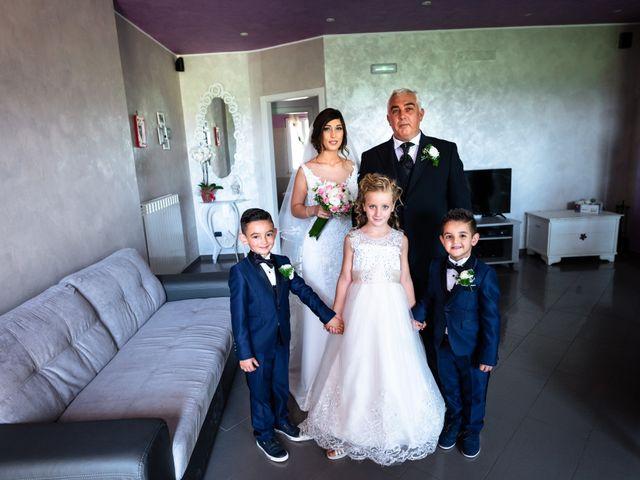 Il matrimonio di Gabriele e Jessica a Fondi, Latina 34