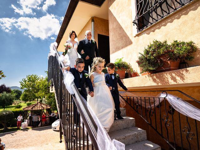 Il matrimonio di Gabriele e Jessica a Fondi, Latina 35