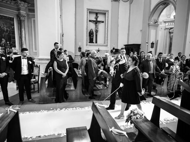 Il matrimonio di Gabriele e Jessica a Fondi, Latina 40