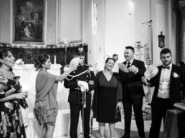 Il matrimonio di Gabriele e Jessica a Fondi, Latina 42