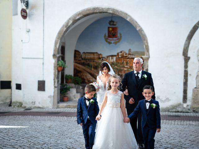 Il matrimonio di Gabriele e Jessica a Fondi, Latina 43