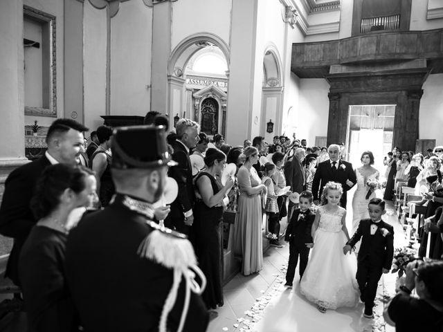 Il matrimonio di Gabriele e Jessica a Fondi, Latina 48