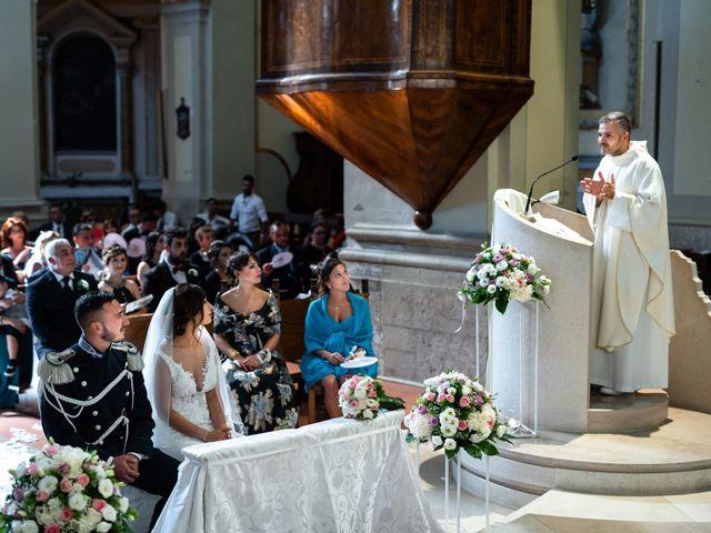 Il matrimonio di Gabriele e Jessica a Fondi, Latina 52