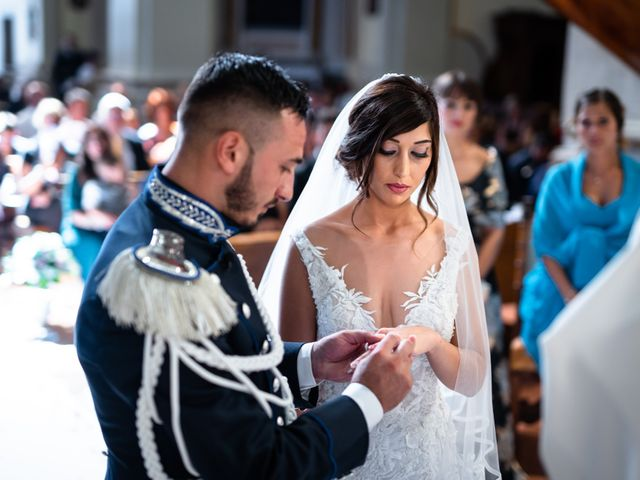 Il matrimonio di Gabriele e Jessica a Fondi, Latina 53