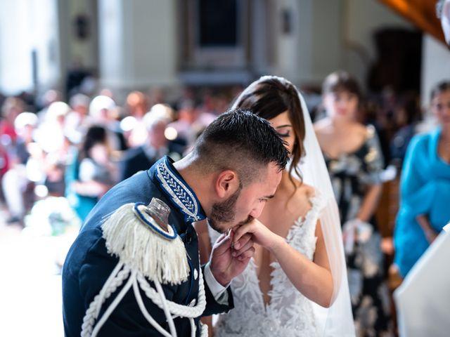 Il matrimonio di Gabriele e Jessica a Fondi, Latina 54
