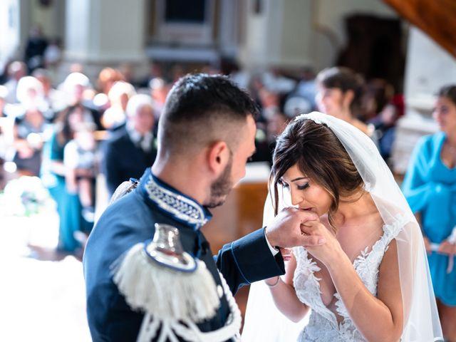 Il matrimonio di Gabriele e Jessica a Fondi, Latina 56