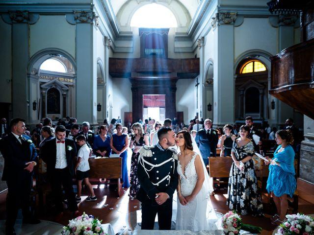Il matrimonio di Gabriele e Jessica a Fondi, Latina 57