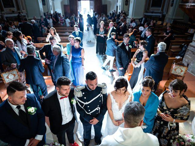Il matrimonio di Gabriele e Jessica a Fondi, Latina 58