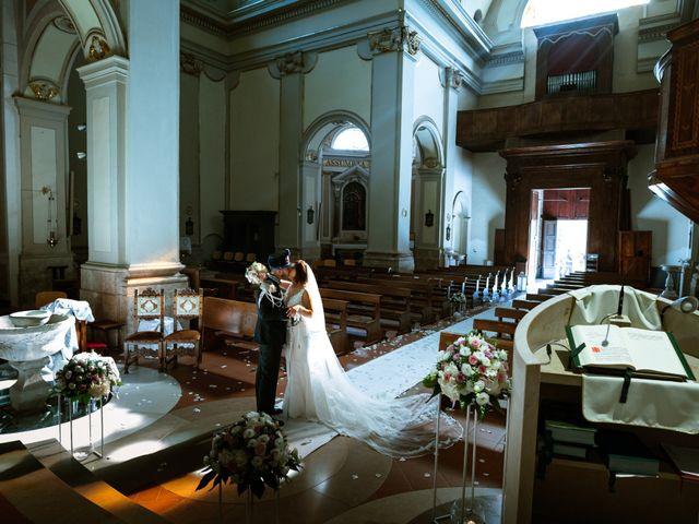 Il matrimonio di Gabriele e Jessica a Fondi, Latina 59