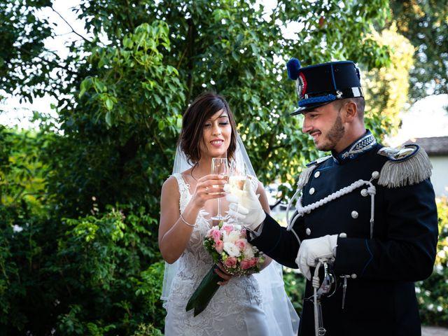 Il matrimonio di Gabriele e Jessica a Fondi, Latina 62