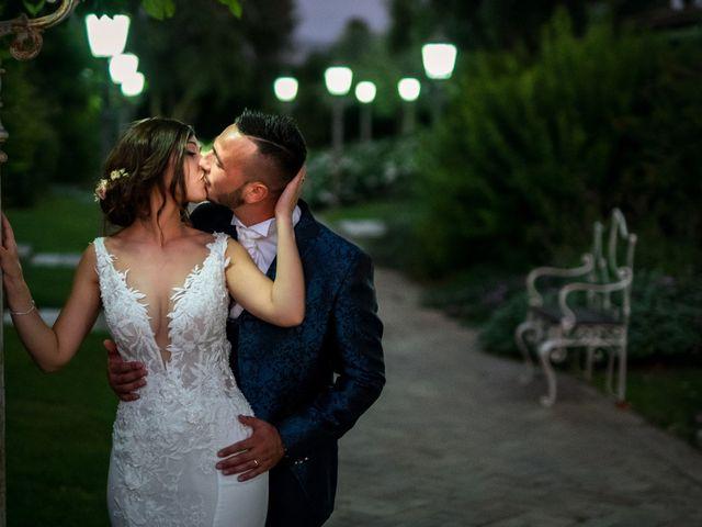Il matrimonio di Gabriele e Jessica a Fondi, Latina 74