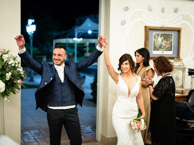 Il matrimonio di Gabriele e Jessica a Fondi, Latina 75