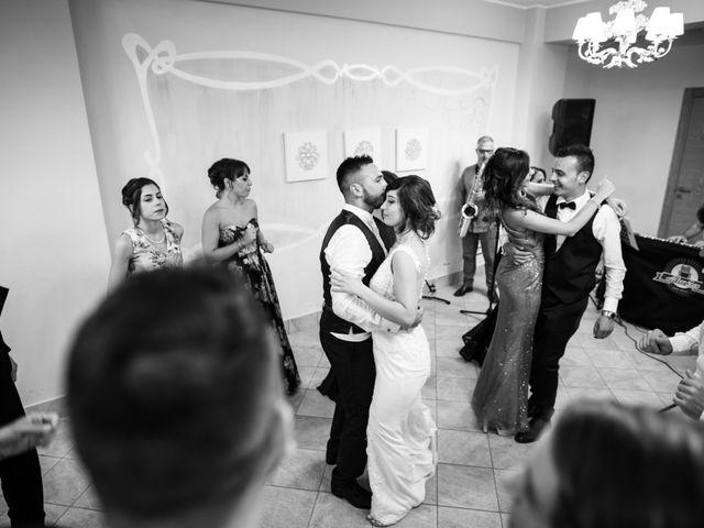 Il matrimonio di Gabriele e Jessica a Fondi, Latina 78
