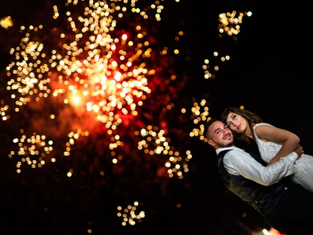 Il matrimonio di Gabriele e Jessica a Fondi, Latina 80