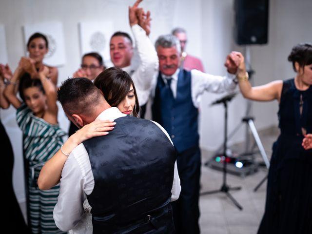 Il matrimonio di Gabriele e Jessica a Fondi, Latina 81