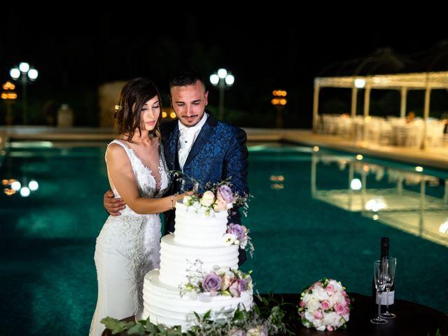 Il matrimonio di Gabriele e Jessica a Fondi, Latina 94