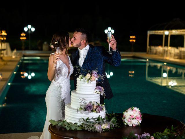 Il matrimonio di Gabriele e Jessica a Fondi, Latina 95