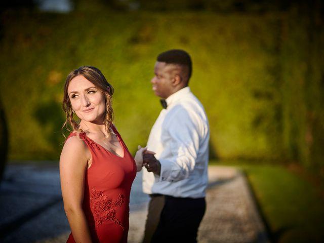 Le nozze di Martina e Abramo