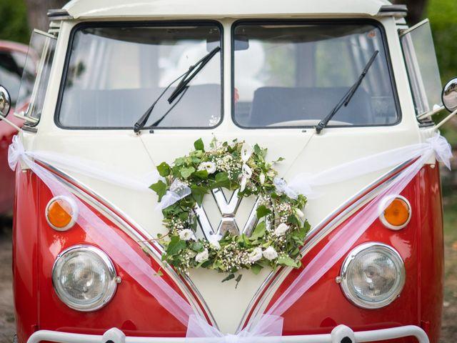Il matrimonio di Alessandro e Paola a Padenghe sul Garda, Brescia 6
