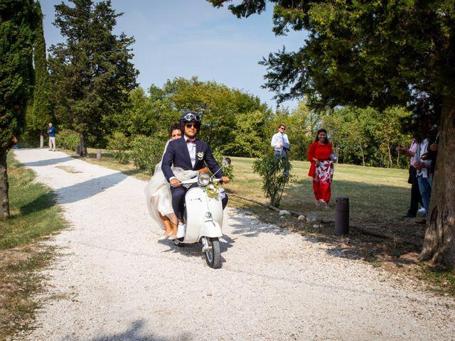Il matrimonio di Alessandro e Paola a Padenghe sul Garda, Brescia 12