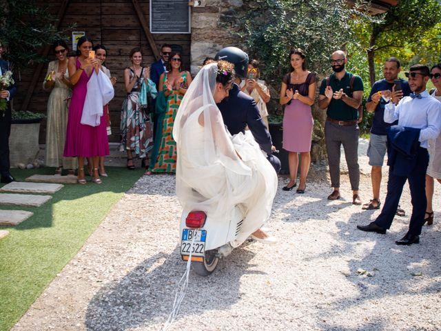 Il matrimonio di Alessandro e Paola a Padenghe sul Garda, Brescia 13