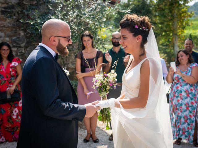 Il matrimonio di Alessandro e Paola a Padenghe sul Garda, Brescia 14