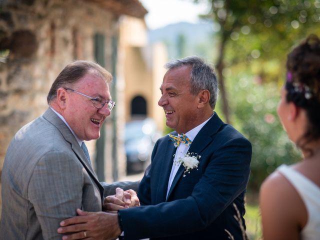 Il matrimonio di Alessandro e Paola a Padenghe sul Garda, Brescia 18