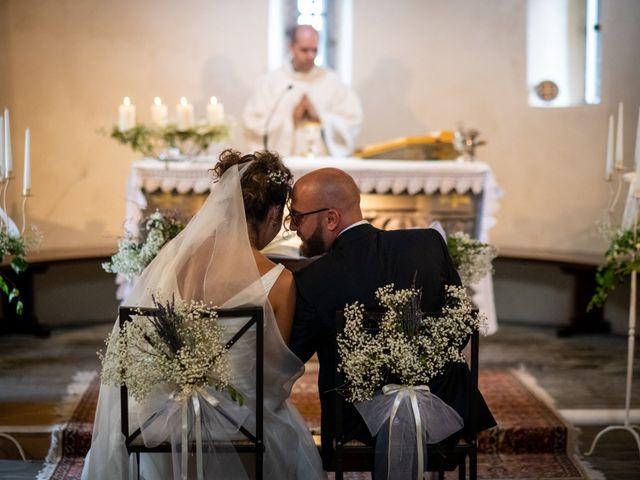 Il matrimonio di Alessandro e Paola a Padenghe sul Garda, Brescia 37