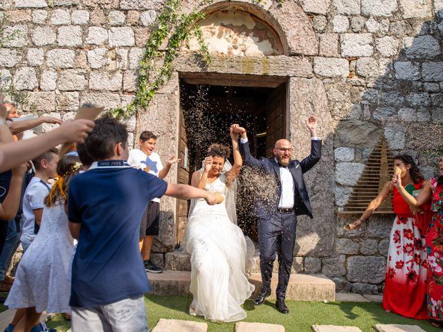 Il matrimonio di Alessandro e Paola a Padenghe sul Garda, Brescia 45