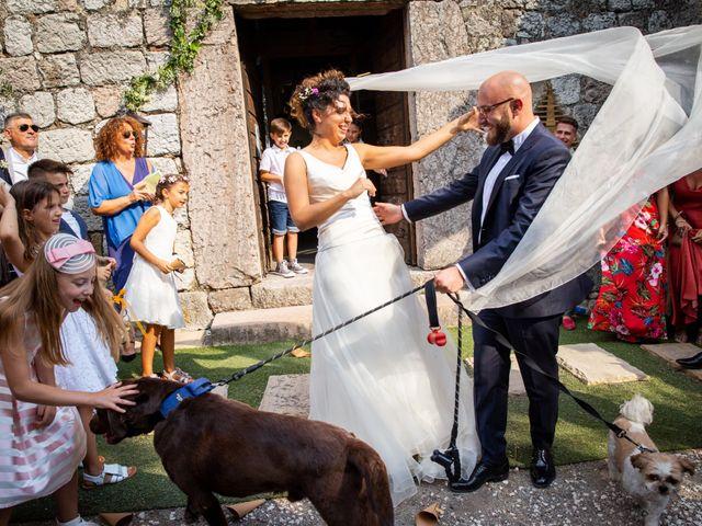 Il matrimonio di Alessandro e Paola a Padenghe sul Garda, Brescia 47