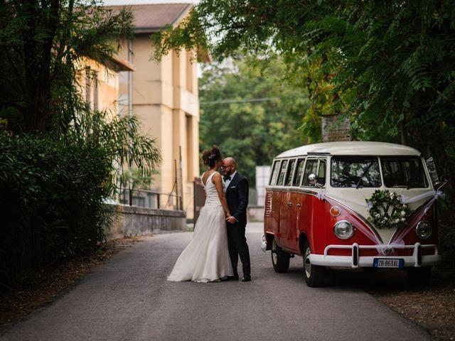 Il matrimonio di Alessandro e Paola a Padenghe sul Garda, Brescia 1