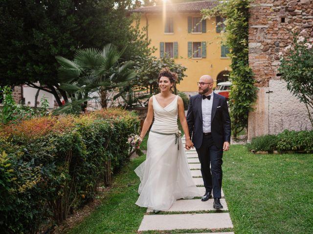 Il matrimonio di Alessandro e Paola a Padenghe sul Garda, Brescia 79