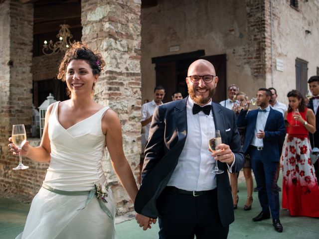 Il matrimonio di Alessandro e Paola a Padenghe sul Garda, Brescia 82