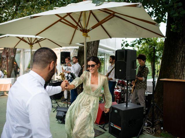 Il matrimonio di Alessandro e Paola a Padenghe sul Garda, Brescia 94